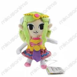 Peluche princesa Zelda 20cm...