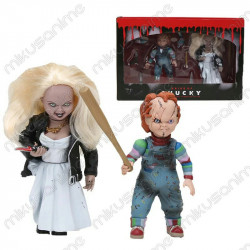 Pack figuras Chucky y...