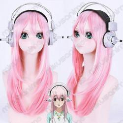 Peluca+auriculares Cosplay...