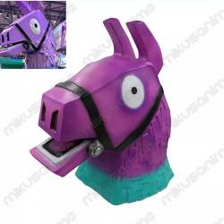 Máscara llama Fortnite Cosplay