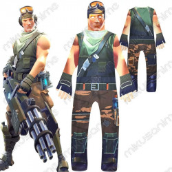 Cosplay Fortnite traje y...