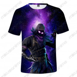 Camiseta Fortnite Cuervo S-4XL