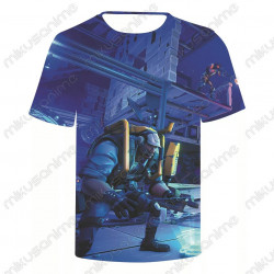 Camiseta Fortnite modelo 02...