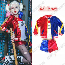Cosplay completo Harley...