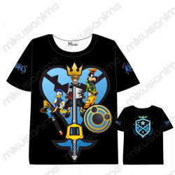 Camiseta Kingdom Hearts 01...