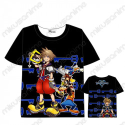 Camiseta Kingdom Hearts 04...