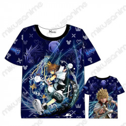 Camiseta Kingdom Hearts 05...