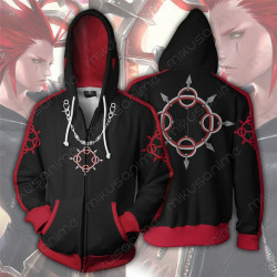 Sudadera Axe Kingdom Hearts...