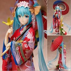 Figura Hatsune Miku kimono...