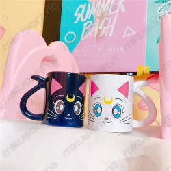 Set 2/unds taza Sailor Moon