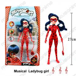 Muñeca Ladybug Miraculous...