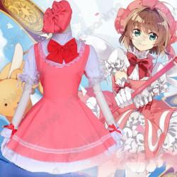 Vestido Cosplay Sakura Card...