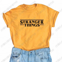 Camiseta Stranger Things...