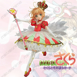 Figura Anime Sakura Card...