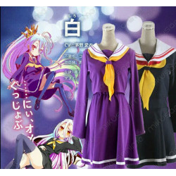 Cosplay Shiro S-XL - No...