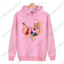 Sudadera Sailor Moon S-2XL...