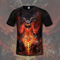 Camiseta Alamuerte S-4XL -...
