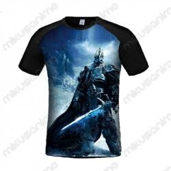 Camiseta Rey Exánime S-4XL...