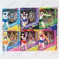 Lote 9 Figuras Sailor Moon