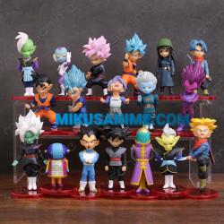 Set 18 figuras Dragon Ball...