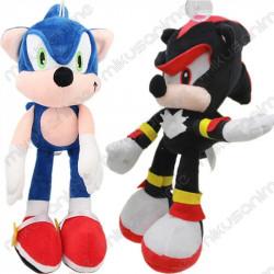 Pack de 2 peluches Sonic y...