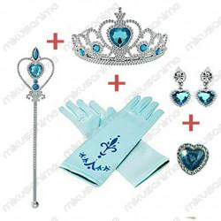 Set accesorios disfraz Frozen