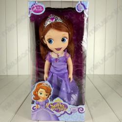 Muñeca la princesa Sofía 30cm