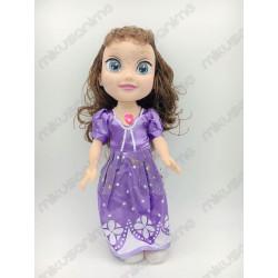 Muñeca la princesa Sofía...