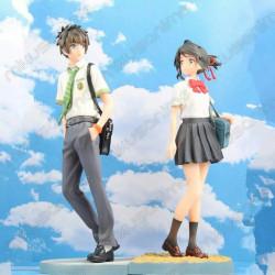 Pack de figuras Mitsuha y...