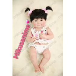 Bebé reborn 35cm modelo 06