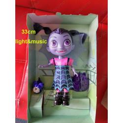 Muñeca con iluminación y...