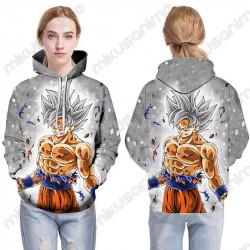 Sudadera Dragon Ball modelo 01