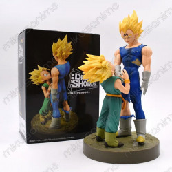 Figura Vegeta y Trunks -...