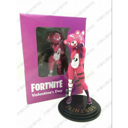 Figura oso rosa Fortnite...