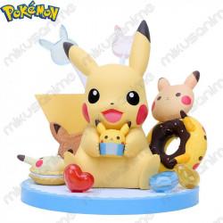Figura Pikachu Tea Party
