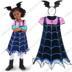 Disfraz Vampirina con diadema