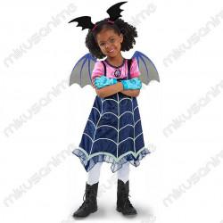 Disfraz Vampirina con alas