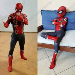 Cosplay Iron Spiderman...