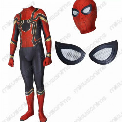 Cosplay Iron Spiderman adulto