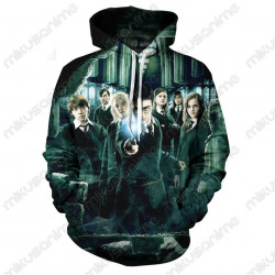 Sudadera Harry Potter S-3XL