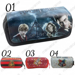Estuche escolar Harry Potter