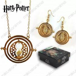 Set Harry Potter colgante y...