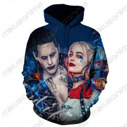 Sudadera Joker y Harley...