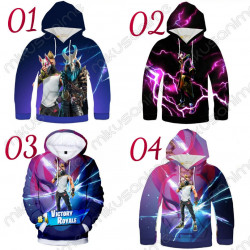Sudaderas Fortnite Deriva...