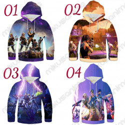 Sudaderas Fortnite Skins...