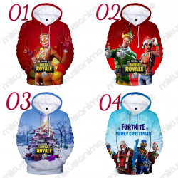 Sudadera Fortnite Christmas...
