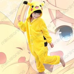 Pijama Pikachu infantíl de...