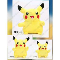 Peluche sonriente Pikachu -...