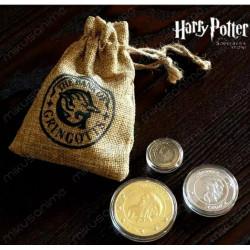 Bolsa Monedas Gringotts...