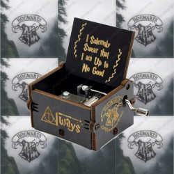 Caja musical Always - Harry...